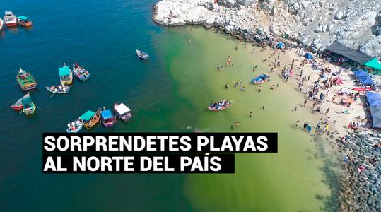 Playas vírgenes cerca de Lima para un fin de semana excelente