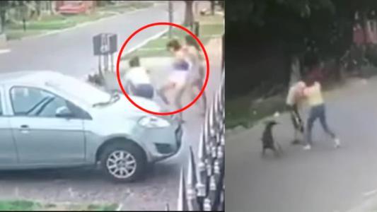 Argentina: Ladrón recibe paliza por parte de mujeres que practicaban taekwondo