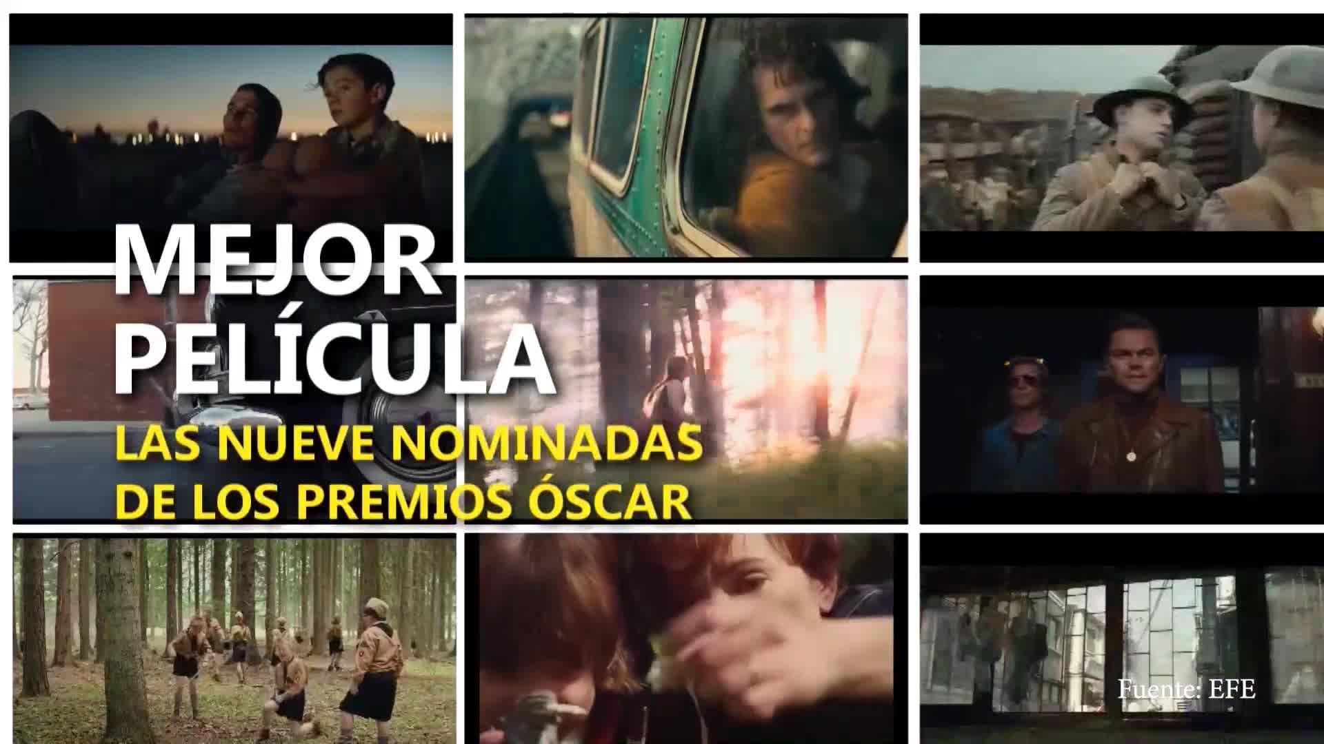 Las nueve películas que aspiran a ser la mejor del 2019 en los Óscar