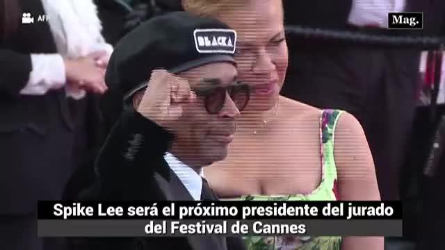 Festival de Cannes: Spike Lee presidirá el jurado del festival de cine.