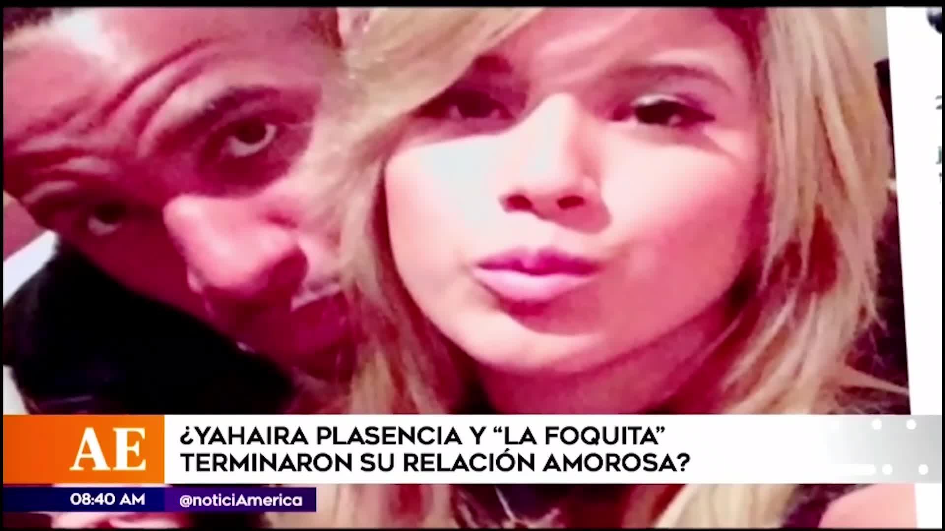 Jefferson Farfán y Yahaira Plasencia habrían finalizado su relación