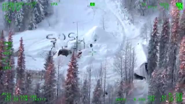 Alaska: Joven sobrevive a temperaturas bajo cero