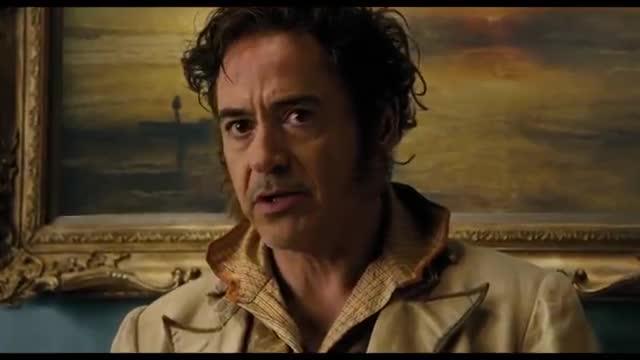 """¡No te puedes perder el tráiler de la película """"Dolittle""""!"""