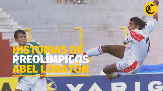 Historias de Preolímpicos: Abel Lobatón (2000)