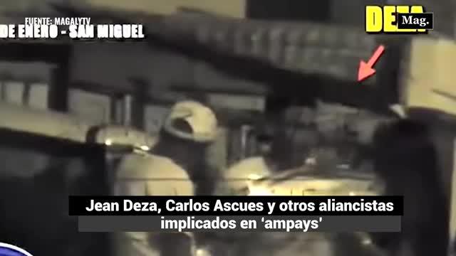 Jean Deza, Carlos Ascues y otros aliancistas envueltos en polémicas de indisciplina