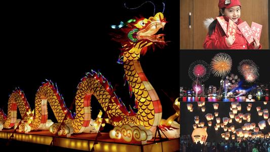 Cinco datos curiosos sobre el Año Nuevo Chino