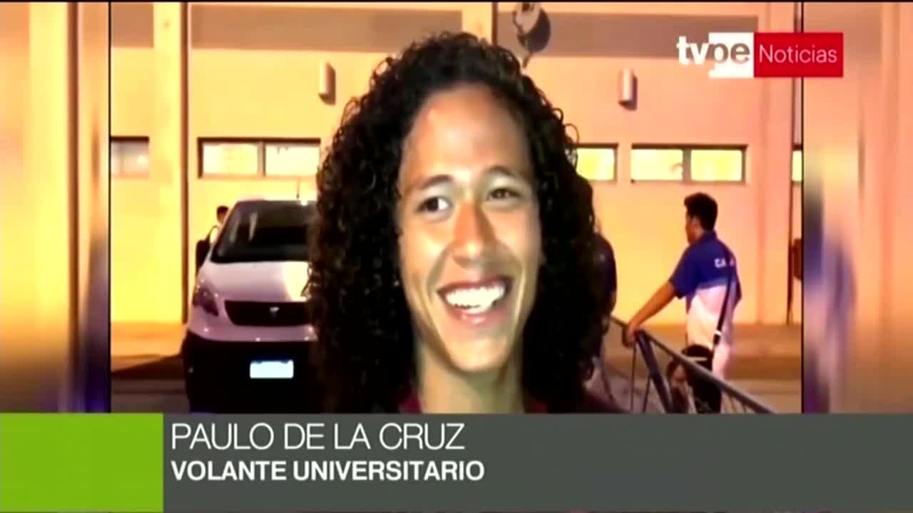 Universitario: River o Boca, ¿quién es mejor equipo para Paulo De La Cruz?
