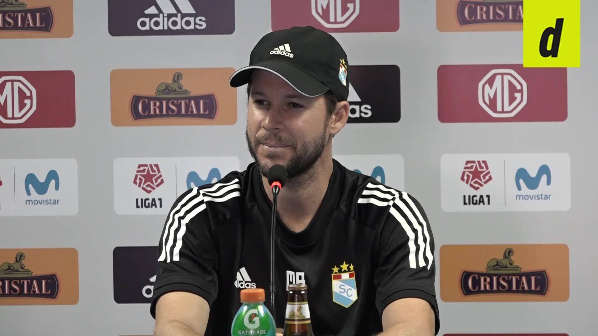 Manuel Barreto opina sobre la madurez de Ray Sandoval, nuevo refuerzo de Sporting Cristal