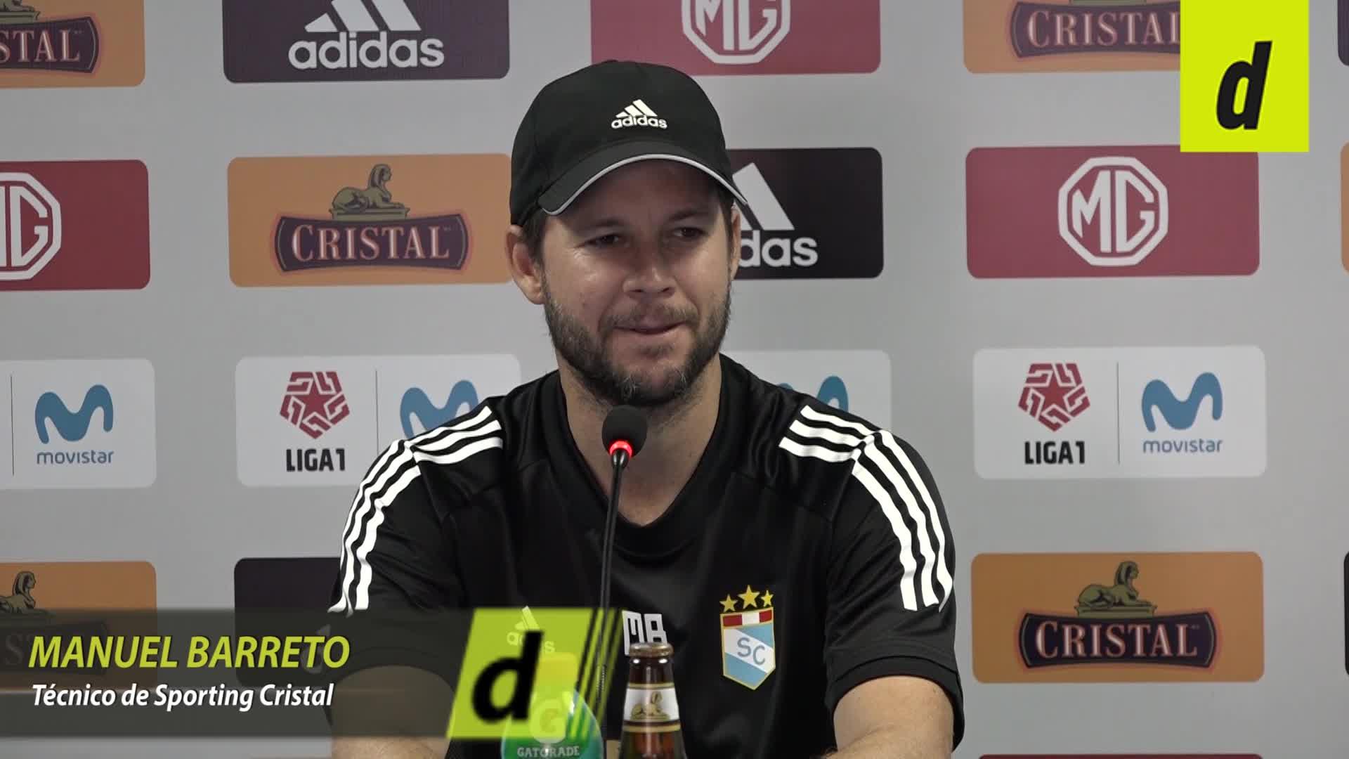 Manuel Barreto opina sobre la llegada de Ray Sandoval a Sporting Cristal
