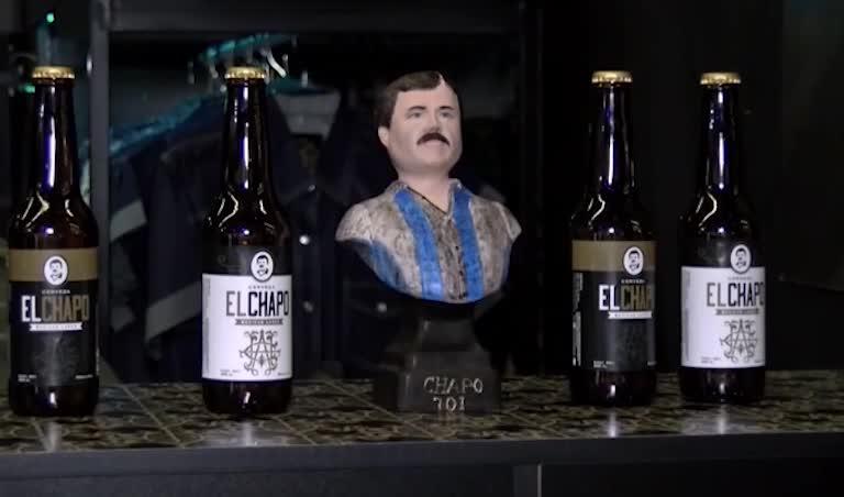 "México: lanzan cerveza artesanal ""El Chapo"""