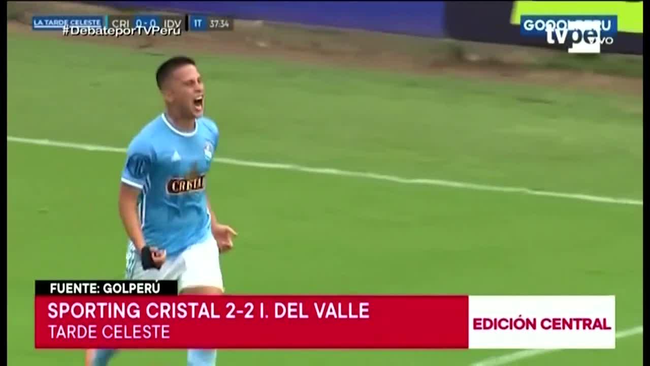 'Tarde Celeste': Sporting Cristal empató 2-2 ante Independiente del Valle