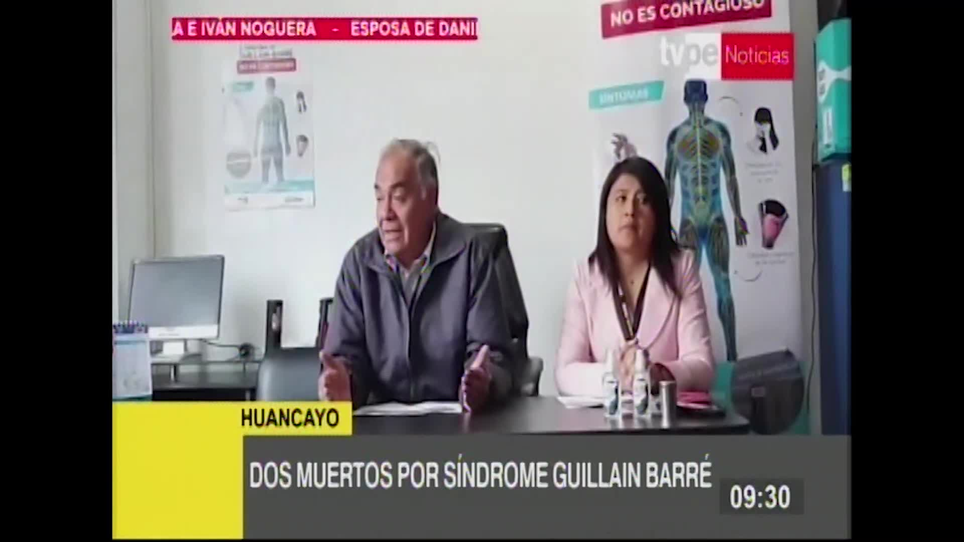 Huancayo: médicos advierten nuevo brote del síndrome de Guillain-Barré
