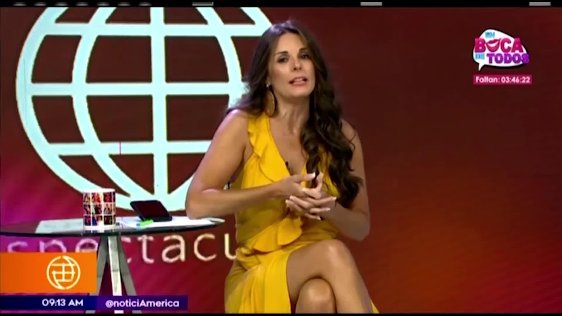 """Rebeca Escribens: """"Pedro Loli es tan cobarde que jamás va a aceptar su culpa"""""""