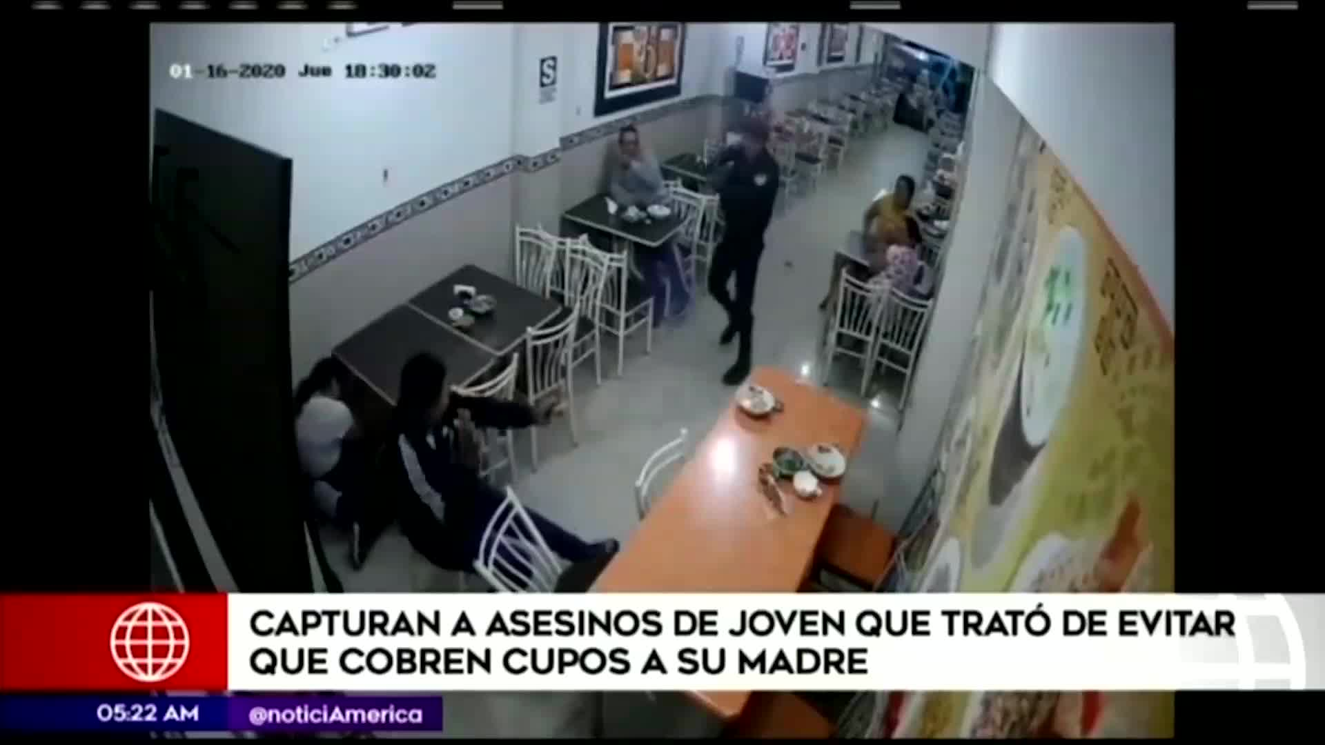VES: capturan a extorsionadores que asesinaron a joven porque su madre no quiso pagar cupo