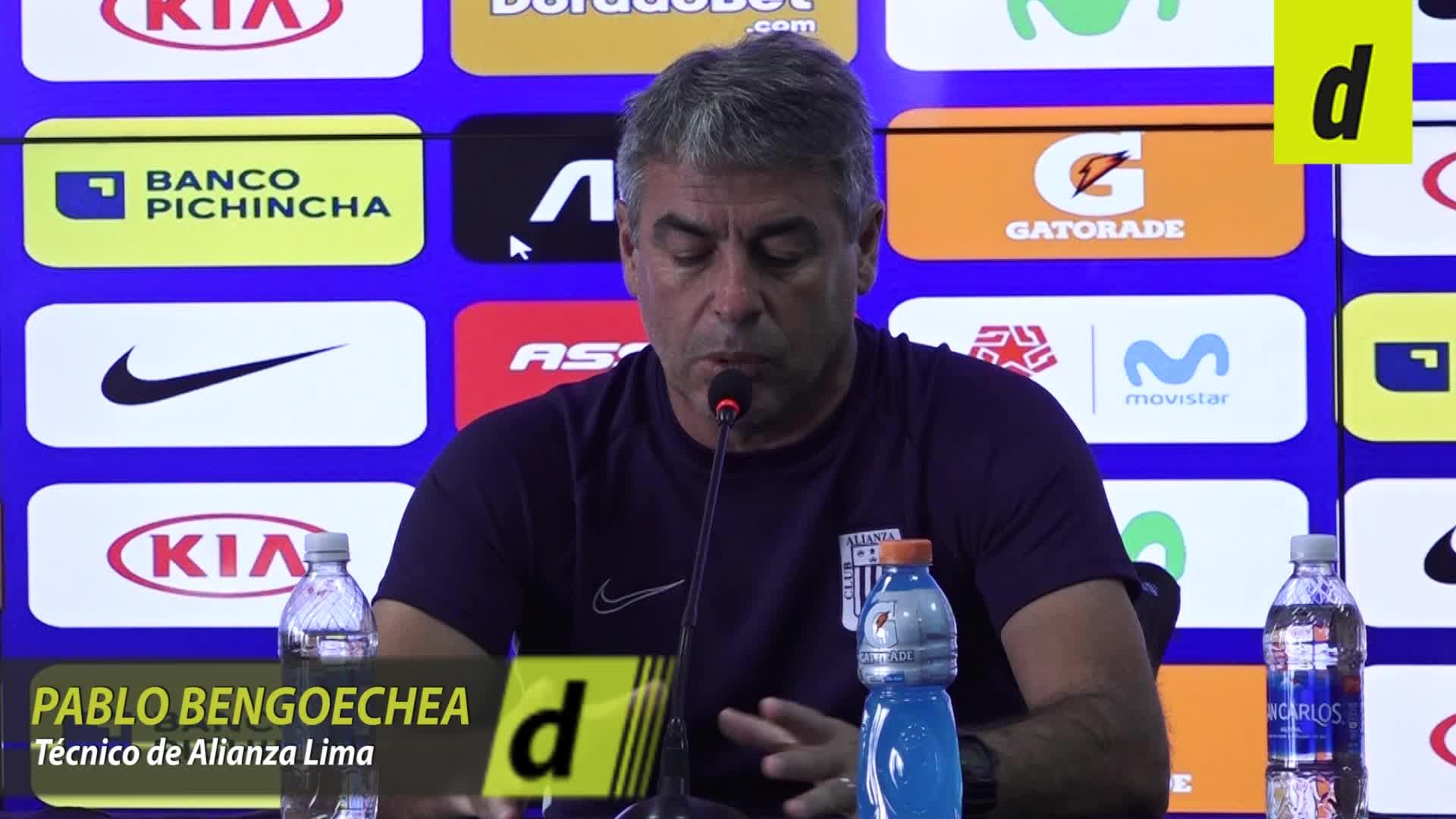 Pablo Bengoechea respondió a Jean Ferrari