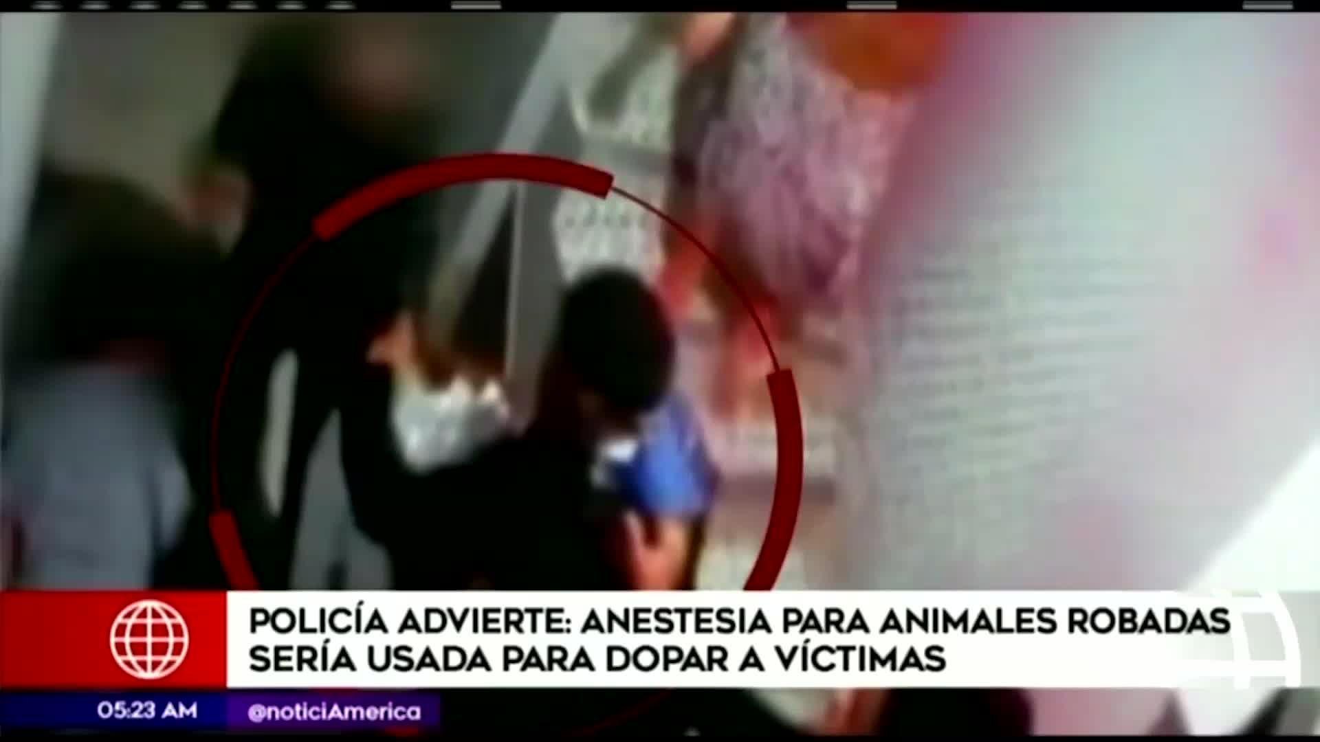 ¡Cuidado! Advierten que anestesia para animales es utilizada para dopar personas
