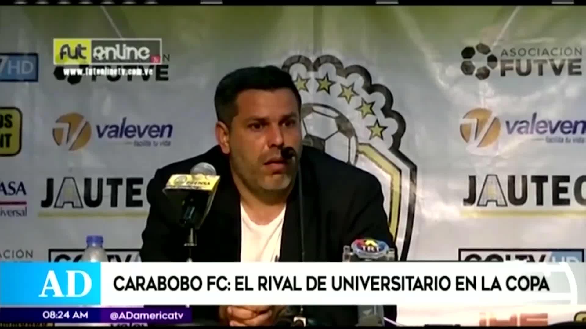 Carabobo FC: conoce al rival de Universitario en el debut de la Copa Libertadores 2020