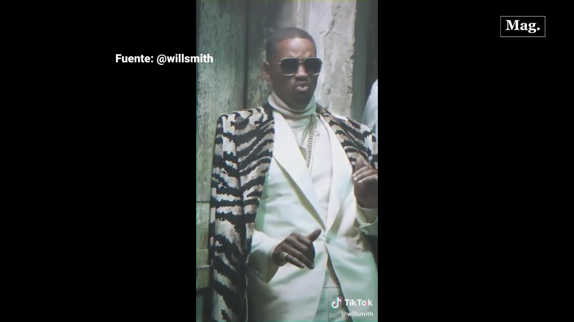 Tik Tok: Mira aquí los mejores videos de Will Smith