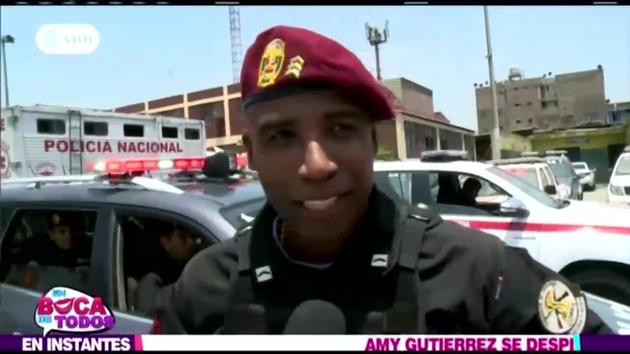 EBT: Luis 'Cuto' Guadalupe cumplió su sueño de ser policía