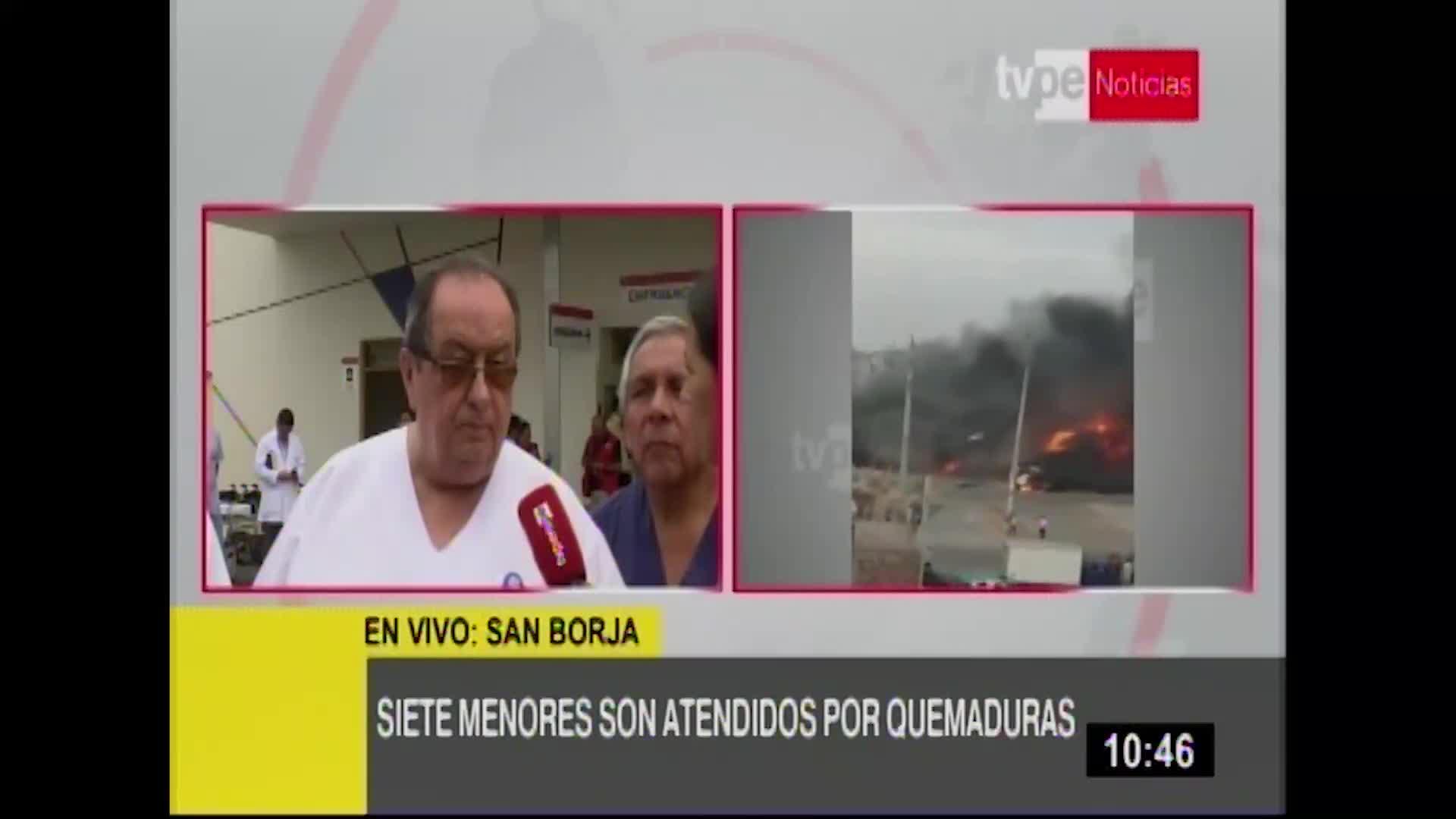 Incendio en VES: menor de 13 años es la segunda fallecida por explosión de camión cisterna