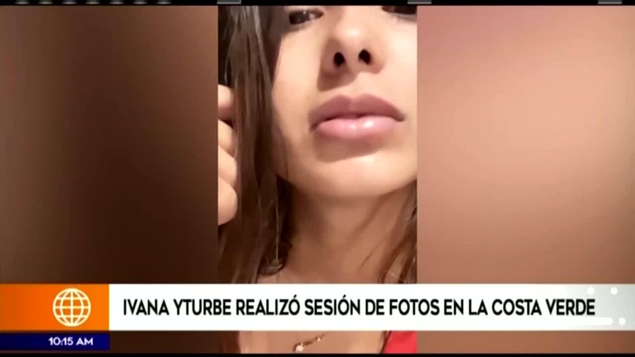 Ivana Yturbe se refirió sobre los rumores de una operación en su rostro