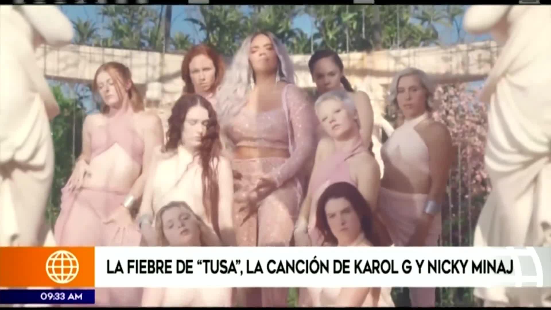 Tusa: la canción de Karol G y Nicky Minaj que ha revolucionado las redes sociales