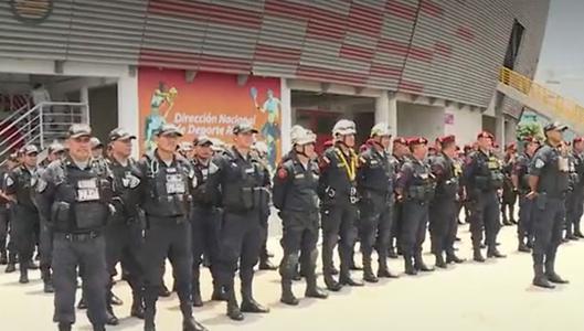 Elecciones 2020: más de 130 mil policías resguardarán comicios de este domingo 26 de enero