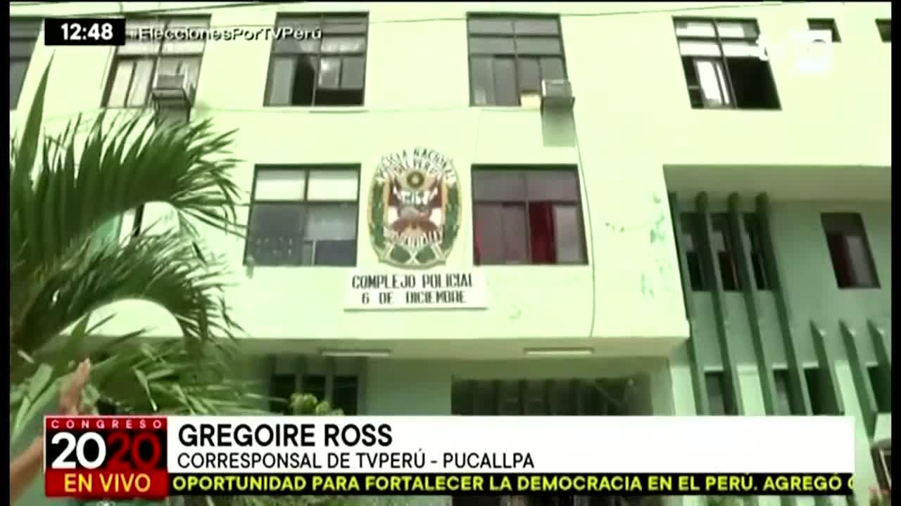 Elecciones 2020: cuatro personas con requisitorias fueron detenidas en Pucallpa