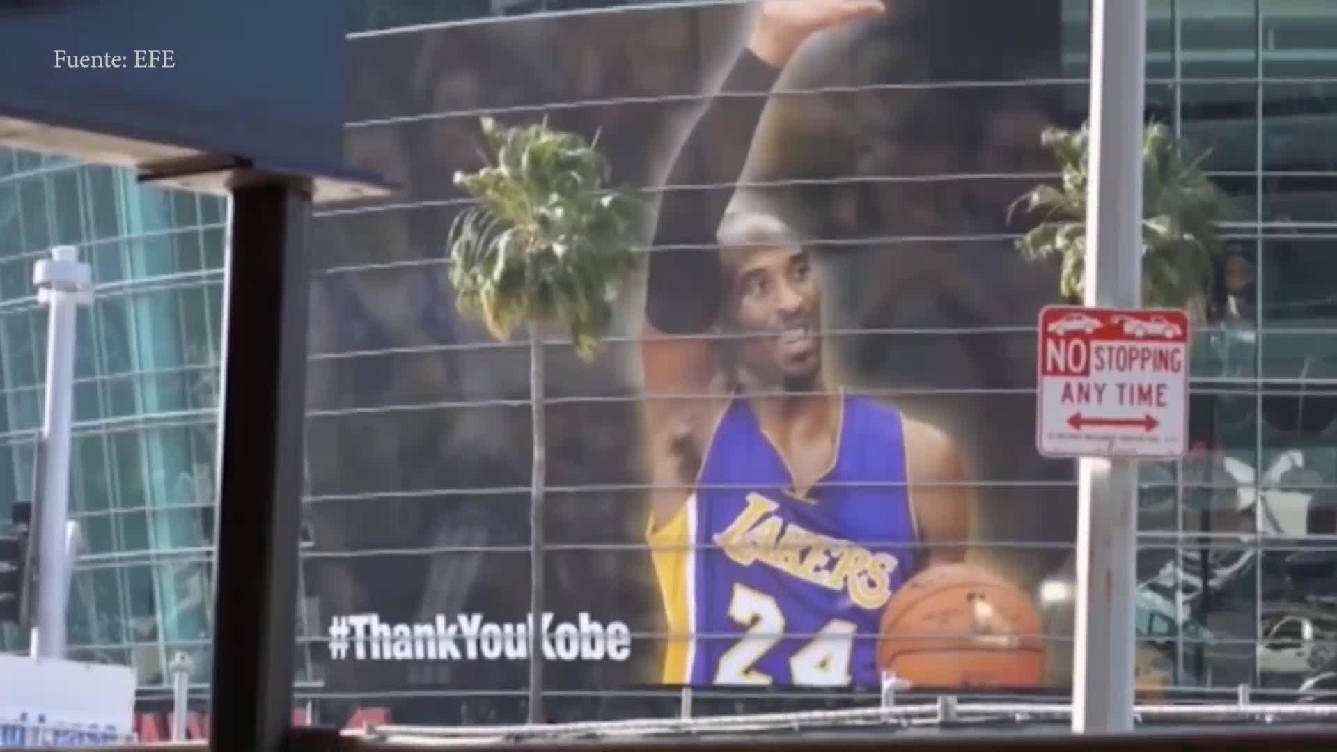 Kobe Bryant, gran leyenda de los Lakers, la NBA y el baloncesto mundial