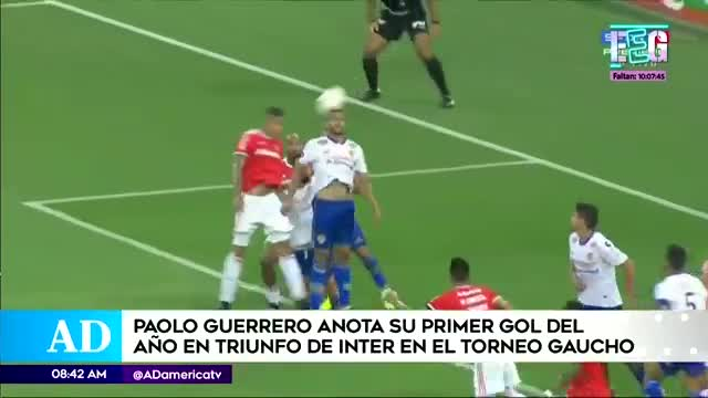 Peruanos en el exterior: Guerrero, Trauco y Guti destacan en presentaciones