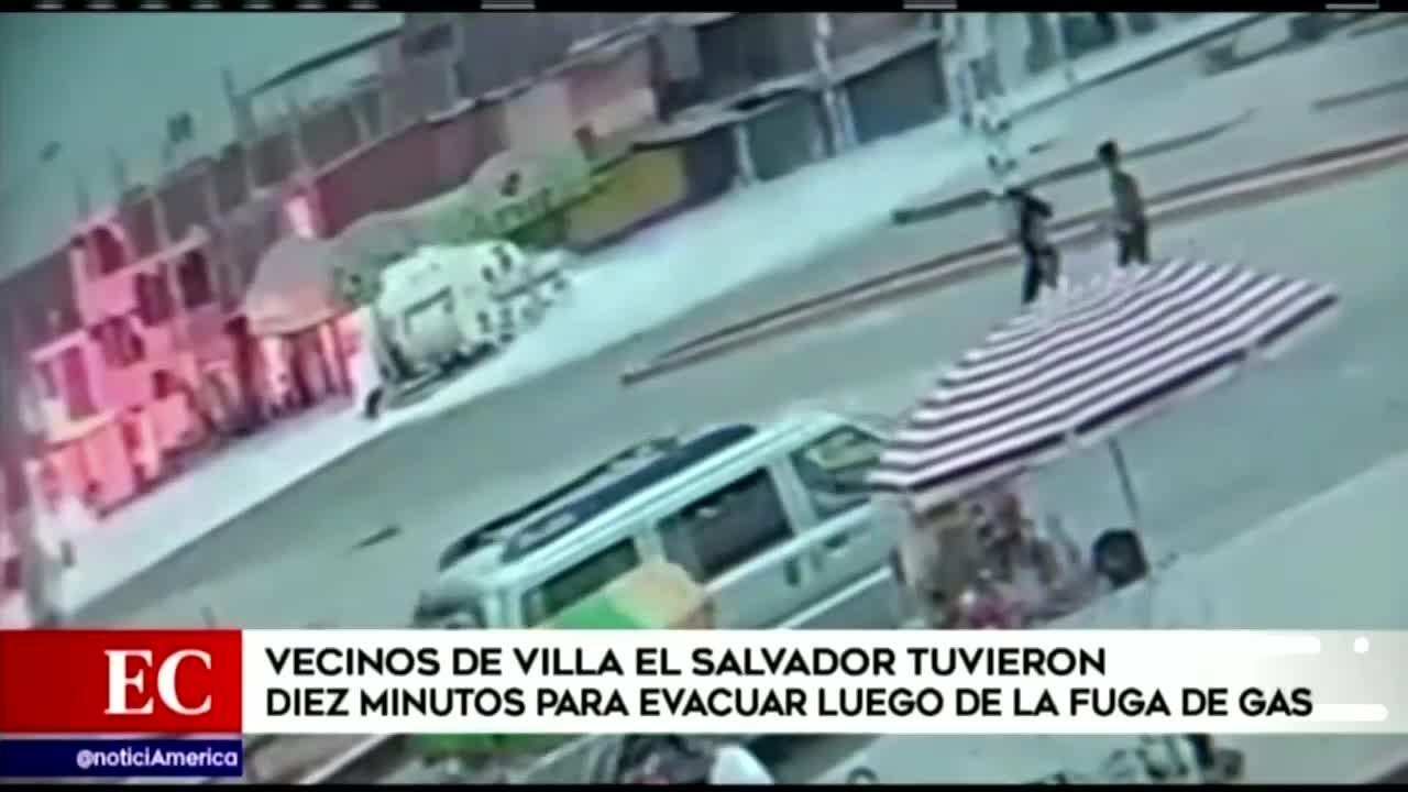 Incendio VES: Víctimas tuvieron hasta 10 minutos para huir de la deflagración