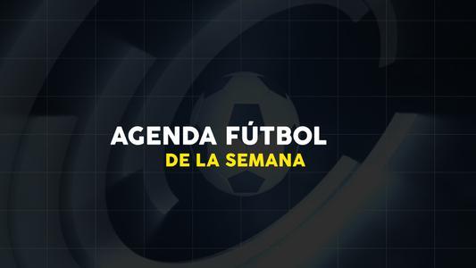 Conoce la agenda del fútbol para hoy Miércoles 29