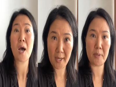 """Keiko Fujimori sobre orden de prisión preventiva: """"Esto no es justicia, esto es una venganza política"""""""