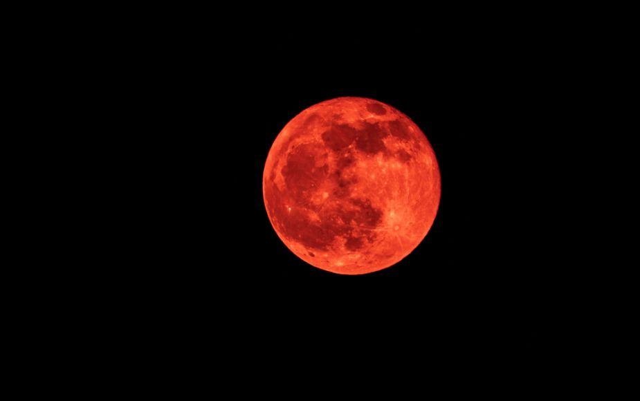 ¿A qué hora se podrá ver la 'superluna de sangre de lobo' en el Perú?