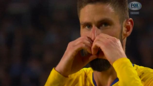 Chelsea vs. Malmo: golazo de taco de Olivier Giroud para el 2-0 de los 'Blues' | VIDEO
