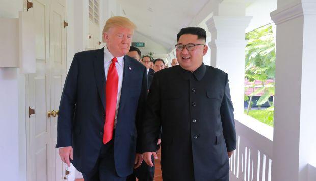 Corea del Sur preocupada por una posible retirada de tropas de Estados Unidos