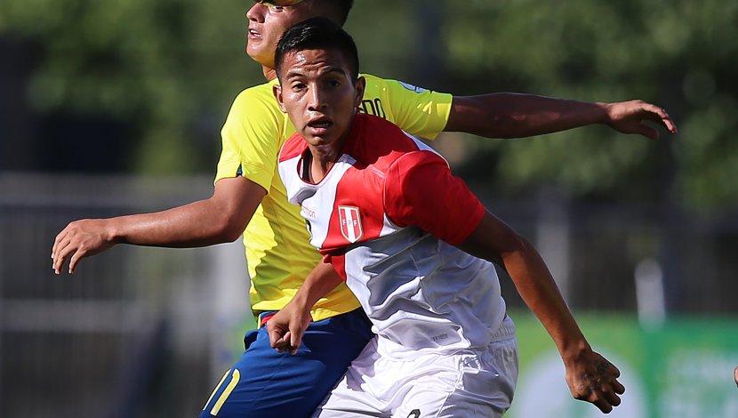 Selección peruana Sub 20 regresó a Lima tras Sudamericano y Ricardo Gareca no dio declaraciones   VIDEO