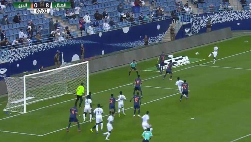 André Carrillo completó gran actuación con tres asistencias en el Al Hilal | VIDEO