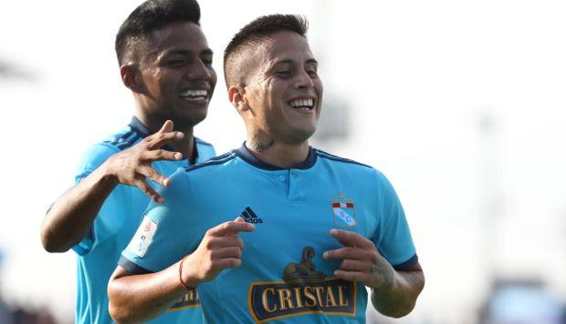 Sporting Cristal vs. Municipal: Ortíz decretó el 2-0 rimense con golazo de sombrero | VIDEO