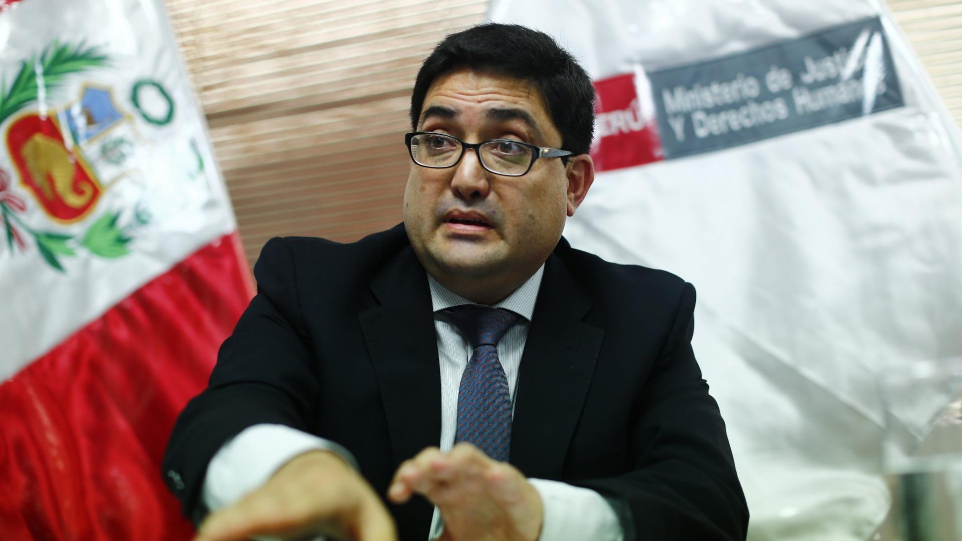 Jorge Ramírez sobre Odebrecht: 'Los procuradores actuamos con autonomía'