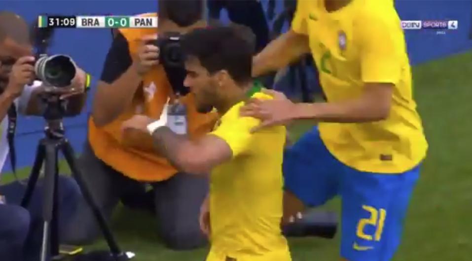 Brasil vs. Panamá: Lucas Paquetá anotó su primer gol con el Scratch en Portugal | VIDEO