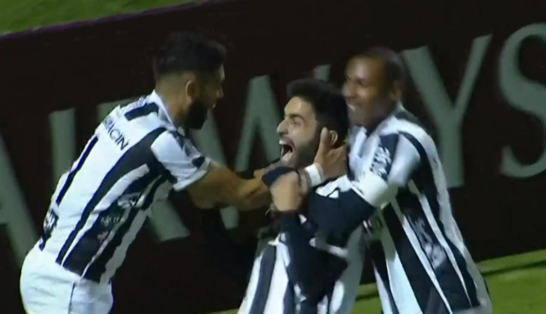Sport Huancayo vs. Wanderers: Pastorini marca el empate 1-1 por Copa Sudamericana | VIDEO
