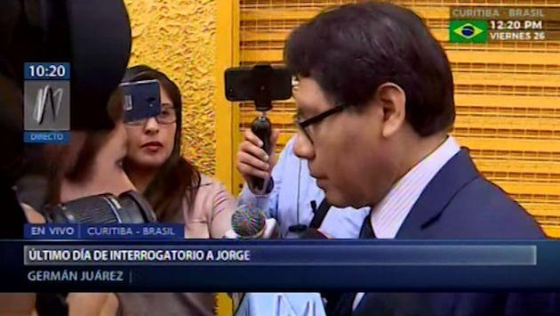Odebrecht no apoyó campaña a la reelección de Villarán en el 2014