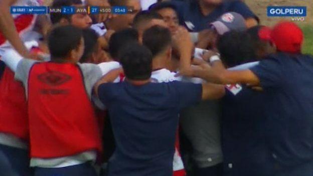 Municipal vs. Ayacucho FC: Arévalo Ríos sentenció triunfo edil con golazo en tiempo extra | VIDEO