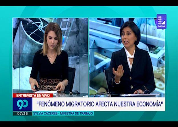 """""""Empresas con aviso 'Se busca trabajador venezolano' deben ser sancionadas"""""""