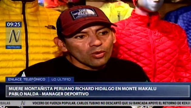 Richard Hidalgo: las razones de su muerte explicadas por su mánager deportivo