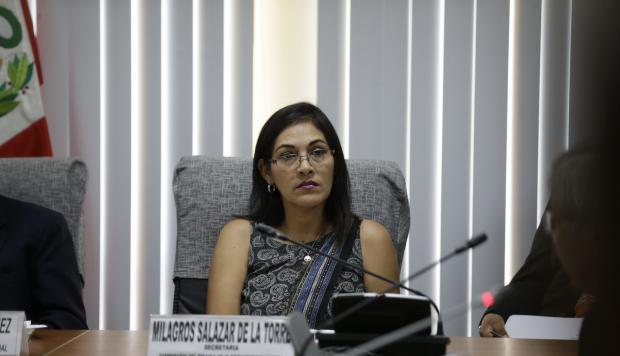 """Salazar: """"Sería irresponsable pensar en una censura a la ministra de Educación"""""""