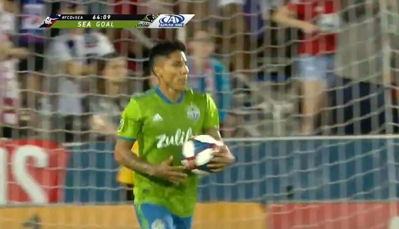 """Ruidíaz despierta elogios tras su retorno a Seattle Sounders: """"Es un goleador instintivo"""""""