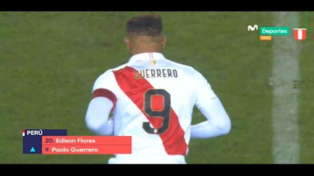 Perú vs. Costa Rica: Paolo Guerrero ovacionado por todo el Monumental en su regreso al equipo