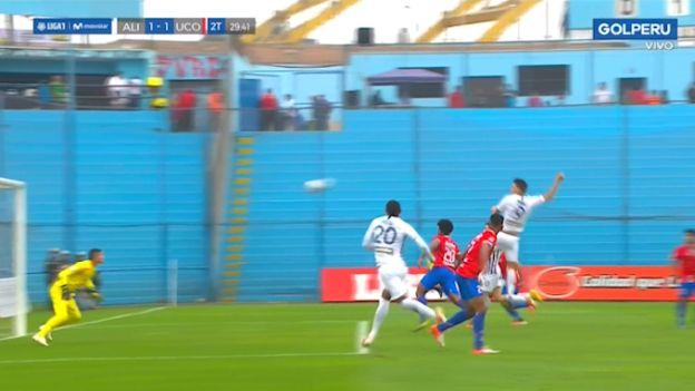 Alianza Lima vs. Unión Comercio: Affonso sentenció el 1-1 en el Gallardo | VIDEO